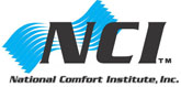 Our Furnace technicians are National Comfort Institute certified!